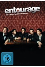 Entourage - Staffel 6  [2 DVDs] DVD-Cover