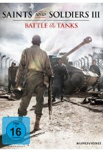 Saints and Soldiers III - Battle of the Tanks DVD-Cover
