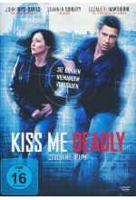 Kiss Me Deadly - Codename: Delphi DVD-Cover