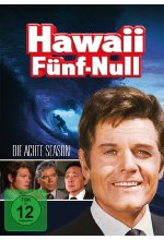 Hawaii Fünf-Null - Season 8  [6 DVDs] DVD-Cover