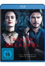 Penny Dreadful - Staffel 1  [3 BRs] Blu-ray-Cover