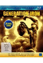 Generation Iron - Directors Cut Blu-ray-Cover