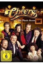 Cheers - Season 11  [4 DVDs] DVD-Cover
