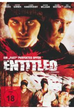 The Entitled - Ein fast perfektes Opfer DVD-Cover
