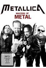 Metallica - Masters of Metal DVD-Cover