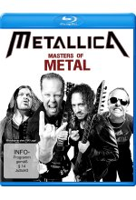 Metallica - Masters of Metal Blu-ray-Cover