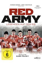 Red Army - Legenden auf dem Eis DVD-Cover