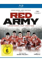 Red Army - Legenden auf dem Eis Blu-ray-Cover