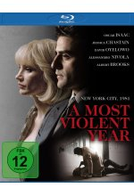 A Most Violent Year Blu-ray-Cover