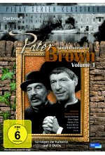 Pater Brown Vol. 1  [2 DVDs] DVD-Cover