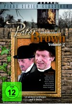 Pater Brown Vol. 2  [2 DVDs] DVD-Cover