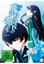 The Irregular at Magic High School - The Beginning - Vol. 1/Episoden 01-07  [2 DVDs]<br><br><br> DVD-Cover