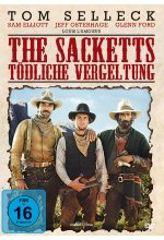 The Sacketts - Tödliche Vergeltung DVD-Cover