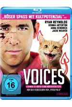The Voices Blu-ray-Cover