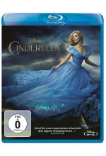 Cinderella Blu-ray-Cover