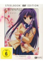 Clannad - Staffel 1/Vol.4 - Steelbook  [LE] [2 DVDs] DVD-Cover