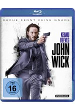 John Wick Blu-ray-Cover