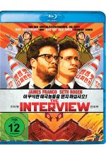 The Interview Blu-ray-Cover