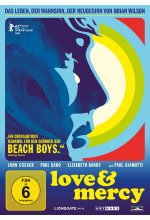 Love & Mercy DVD-Cover