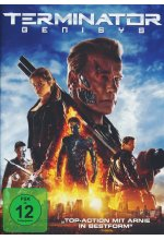 Terminator 5 - Genisys DVD-Cover