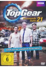 Top Gear - Season 21  [2 DVDs] DVD-Cover