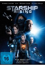 Starship Rising DVD-Cover