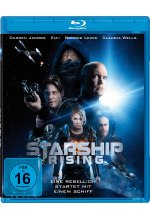 Starship Rising Blu-ray-Cover