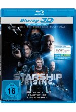 Starship Rising  [SE] (inkl. 2D-Version) Blu-ray 3D-Cover