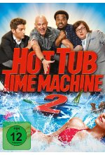 Hot Tub 2 - Time Machine DVD-Cover