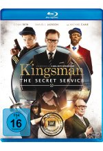 Kingsman - The Secret Service Blu-ray-Cover