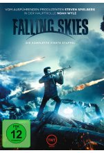 Falling Skies - Staffel 4  [3 DVDs] DVD-Cover