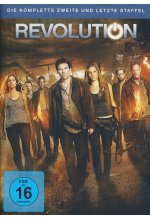 Revolution - Die komplette 2. Staffel  [5 DVDs] DVD-Cover