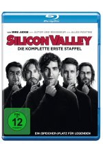 Silicon Valley - Die komplette 1. Staffel  [2 BRs] Blu-ray-Cover