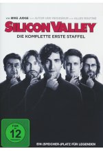 Silicon Valley - Die komplette 1. Staffel  [2 DVDs] DVD-Cover