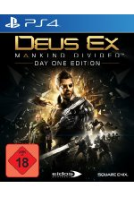 Deus Ex: Mankind Divided (Day One Edition) Cover