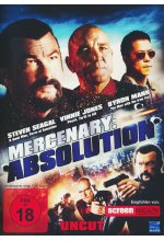 Mercenary - Absolution - Uncut DVD-Cover