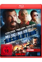 Mercenary - Absolution - Uncut Blu-ray-Cover