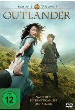 Outlander - Season 1/Vol. 1  [3 DVDs] DVD-Cover