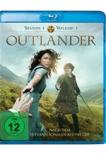 Outlander - Season 1/Vol. 1  [2 BRs] Blu-ray-Cover