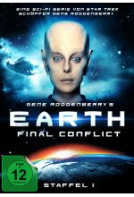 Gene Roddenberry's Earth Conflict - Staffel 1  [6 DVDs] DVD-Cover
