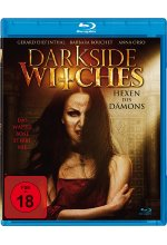 Darkside Witches - Hexen des Dämons Blu-ray-Cover