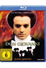 Don Giovanni  (OmU) Blu-ray-Cover