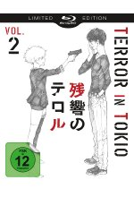 Terror in Tokio - Vol. 2  [LE] [SE] Blu-ray-Cover