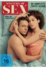 Masters of Sex - Season 2  [4 DVDs] DVD-Cover