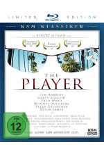 The Player  [LE] Blu-ray-Cover