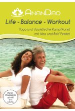 Anan Dao - Life-Balance Workout DVD-Cover