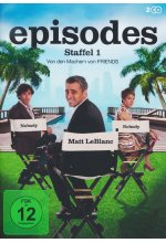 Episodes - Staffel 1  [2 DVDs] DVD-Cover