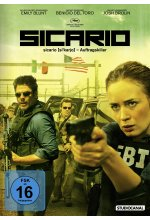 Sicario DVD-Cover