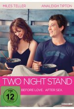 Two Night Stand DVD-Cover