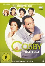Cosby - Staffel 4  [3 DVDs] DVD-Cover